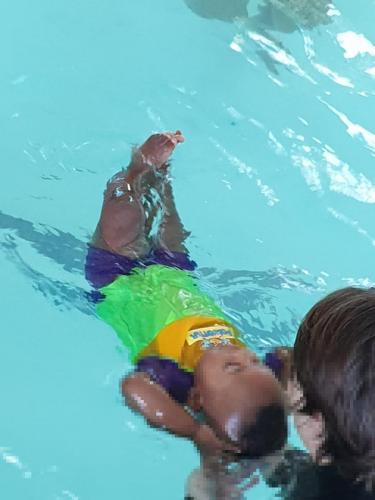 Aquatot Learning to float
