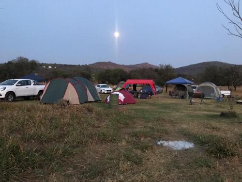 Buffelspoort Campsite