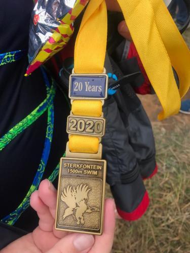 Sterkfontein Dam Medal