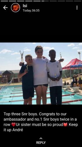 Top 3 Boys